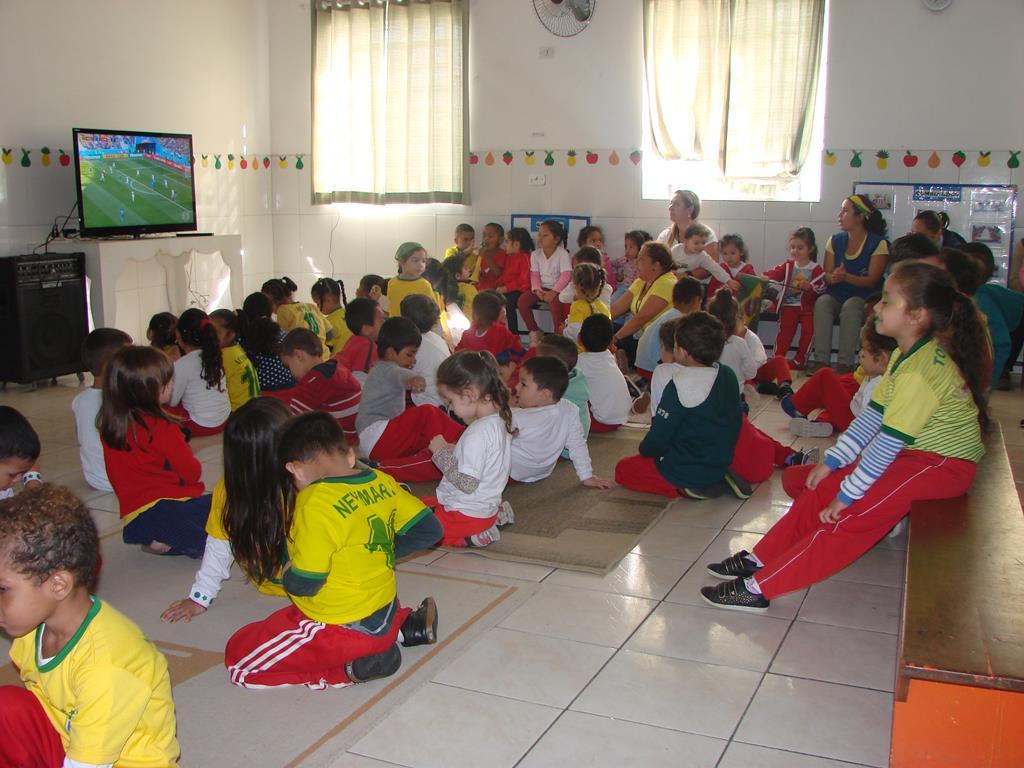 Copa do Mundo: Torcida do Éden-Lar