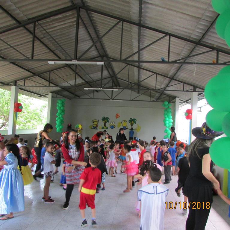 Comemorando o Dia das Crianças!! Jardim Satélite